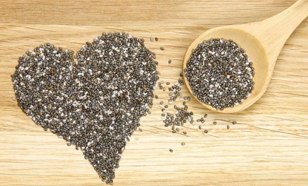 hạt Chia giúp bổ sung thêm dưỡng chất