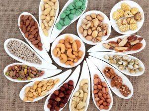 Các loại hạt dinh dưỡng hiện nay trên thị trường