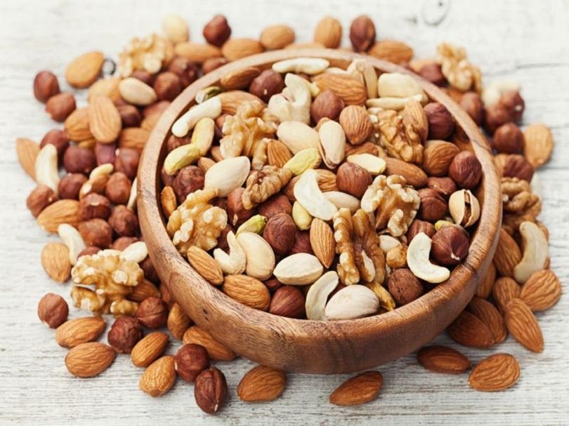 Các sản phẩm hạt dinh dưỡng