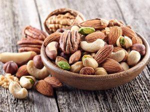Hạt dinh dưỡng tổng hợp tốt cho sức khỏe