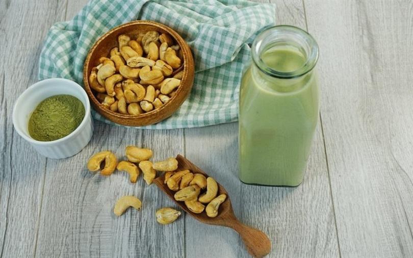Chế biến các loại sữa hạt dinh dưỡngbổ dưỡng tại nhà