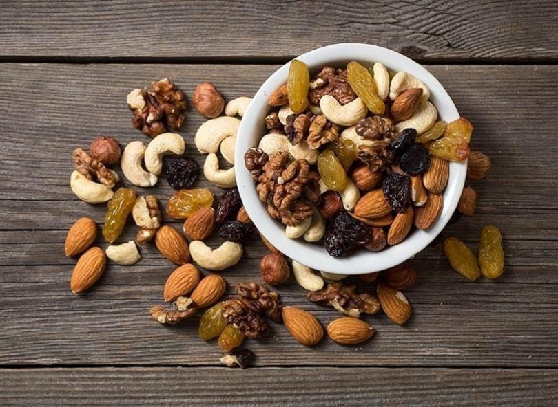 Hạt dinh dưỡng tố cho tim mạch
