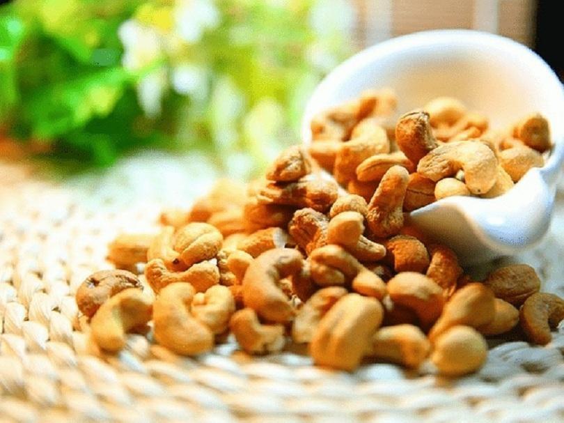 Hạt dinh dưỡng thơm ngon, giàu dưỡng chất