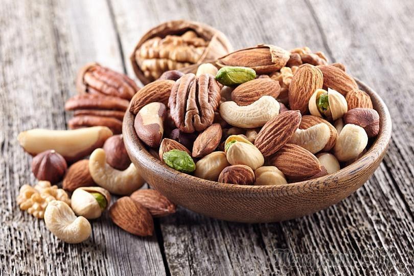 Bảo quản hạt dinh dưỡng đúng cách