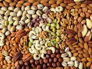 Các loại hạt dinh dưỡng cho bé