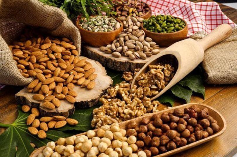 Mua hạt tại siêu thị đảm bảo chất lượng